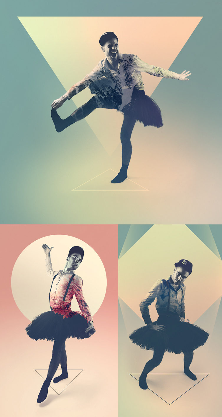 Florian Favre Illustration Photography by Nicole Pfister